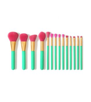 Docolor - Set de Brochas Heat
