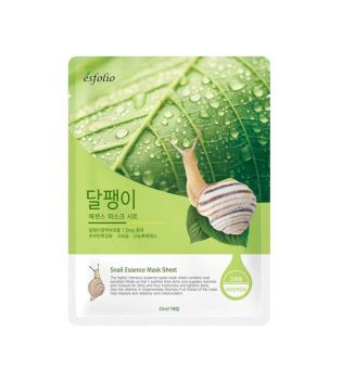 Esfolio - Mascarilla Essence Mask Sheet - Snail