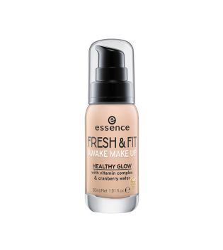 essence - Base de maquillaje Fresh & Fit Awake - 20: Fresh Nude