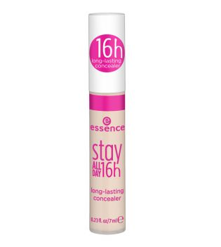 essence - corrector larga duración stay all day 16h - 20: soft beige