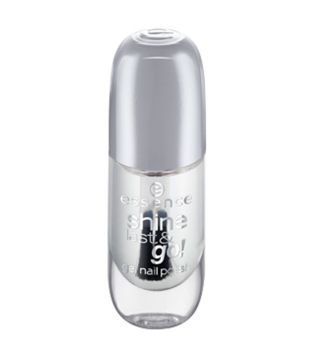 essence - Esmalte de uñas Shine Last & Go! - 01: Absolute Pure