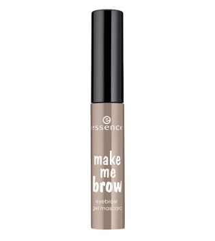 essence - Máscara gel make me brow eyebrow - 01 blondy brows