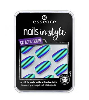 essence - Uñas postizas In Style - 06: Across the universe