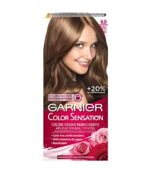 Garnier - Coloración Color Sensation - 6.0: Rubio Oscuro