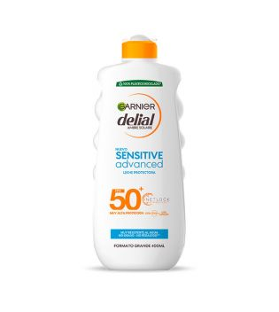 Garnier - Leche protectora Delial Sensitive Advanced FPS 50