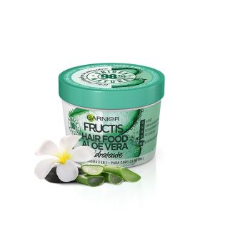 Garnier - Mascarilla 3 en 1 Fructis Hair Food - Aloe Vera: Cabello Normal