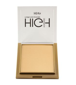 Hean - Polvos Compactos - High Definition Matte Rice Powder 303