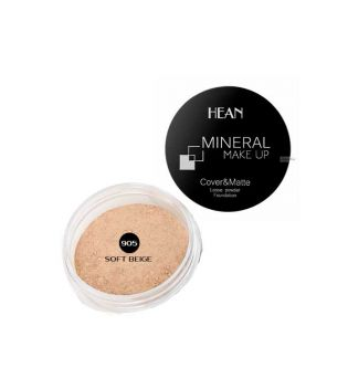 Hean - Polvos sueltos Mineral Make up - 905: Soft Beige