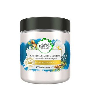 Herbal Essences - Mascarilla reparadora con aceite de argán 250ml