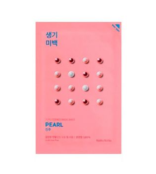 Holika Holika - Pure Essence Mask Sheet - Perla - Iluminadora