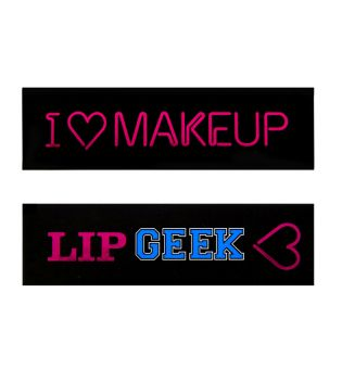 I Heart Makeup - Barra de labios Lip Geek - Marshmallow Kiss