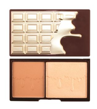 I Heart Makeup -Iluminador y Bronceador -  Bronze and Glow
