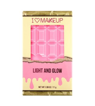 I Heart Makeup - Iluminador y colorete - Light and Glow