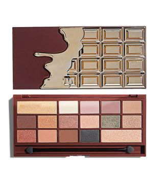 I Heart Makeup - Paleta de sombras Chocolate - 24k Gold