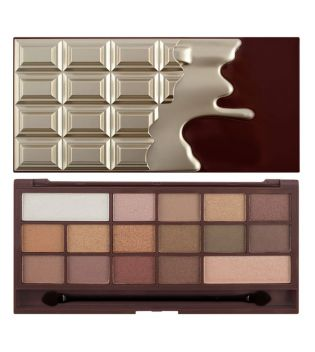 I Heart Makeup - Paleta de sombras Chocolate - Golden Bar