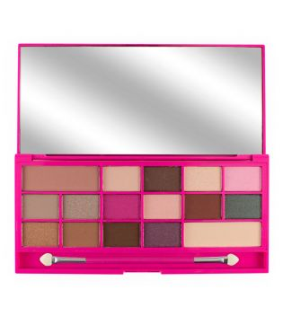 I Heart Makeup - Paleta de sombras Chocolate - Love