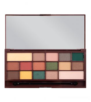 I Heart Makeup - Paleta de sombras Chocolate - Mint Chocolate
