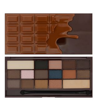 I Heart Makeup - Paleta de sombras Chocolate - Salted Caramel