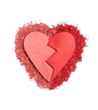 I Heart Revolution - Colorete en polvo Matte Heart Breakers - Kind