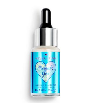 I Heart Revolution - Iluminador líquido Fantasy - Mermaid's Glow