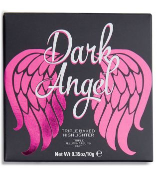 I Heart Revolution - Iluminador Triple Baked - Dark Angel
