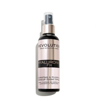 Revolution - Spray Fijador de Maquillaje Hyaluronic Fix