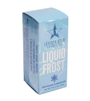 Jeffree Star Cosmetics - *Blue Blood Collection* - Iluminador Liquid Frost - Expensive