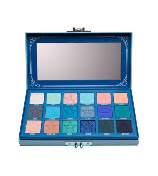Jeffree Star Cosmetics - *Blue Blood Collection* - Paleta de Sombras de ojos - Blue Blood