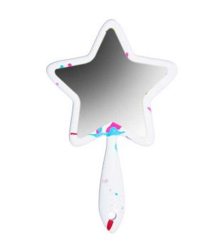 Jeffree Star Cosmetics - Espejo de mano - White Jawbreaker