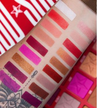 Jeffree Star Cosmetics - *Love Sick Collection* - Paleta de Sombras de ojos - Blood Sugar