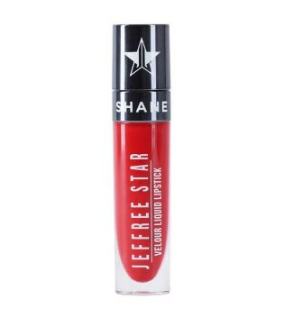 Jeffree Star Cosmetics - *Shane X Jeffree Conspiracy Collection* - Labial líquido Velour - Are You Filming?