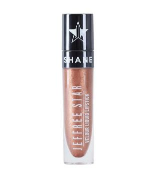 Jeffree Star Cosmetics - *Shane X Jeffree Conspiracy Collection* - Labial líquido Velour - I Gotta Go