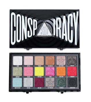 Jeffree Star Cosmetics - *Shane X Jeffree Conspiracy Collection* - Paleta de Sombras de Ojos - Conspiracy