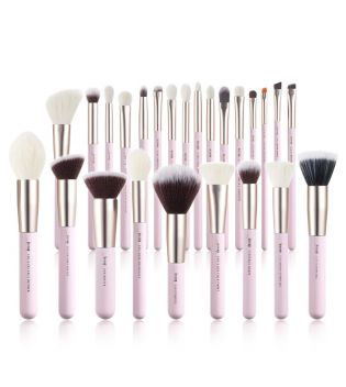 Jessup Beauty - Set de brochas 25 piezas - T290: Blushing Bride