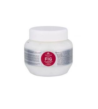 Kallos Cosmetics - Mascarilla capilar Fig 275 ml - Extracto de higo