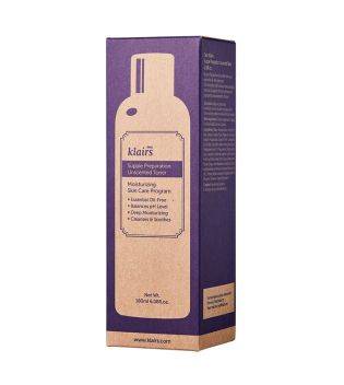 Klairs - Tónico Supple Preparation Unscented Toner