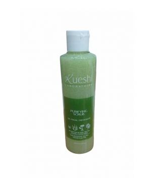 Kueshi - Gel exfoliante facial purificante
