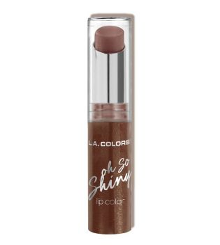 L.A Colors - Barra de labios Oh So Shiny - CLS581: Glisten