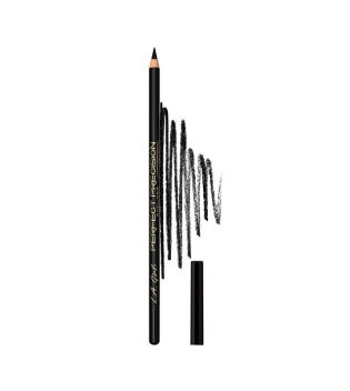 L.A. Girl - Delineador de ojos Perfect Precision - GP701: Very Black