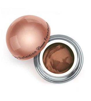 LASplash - Base de maquillaje Ultra Defined Cream - 20208: Cocoa