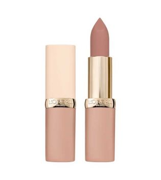 Loreal Paris - Barra de Labios Color Riche Ultra Matte Free The Nudes - 03: No Doubts