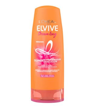 Loreal Paris - Súper Acondicionador Elvive Dream Long 300ml - Pelo largo, dañado