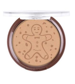 Lovely - *Only for Sweet Lovers* - Bronceador en polvo - Gingerbread