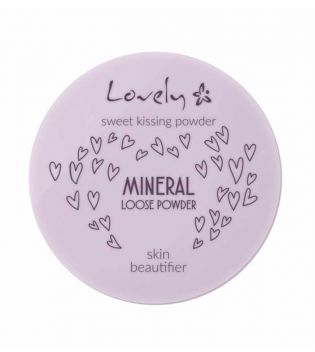 Lovely - Polvos Sueltos Skin Beautifier - Mineral