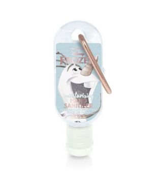 Mad Beauty - Higienizador de manos en gel Frozen - Olaf