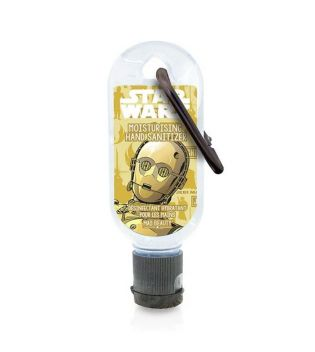 Mad Beauty - Higienizador de manos en gel Star Wars - C3PO