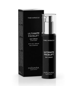 Mádara - *Time Miracle* - Crema de día Ultimate Facelift