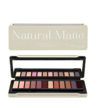 Magic Studio - *Essential Collection* - Paleta de sombras Natural Matte