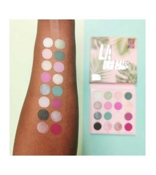 Makeup Obsession - Paleta de sombras LA Dreams