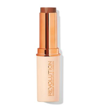Makeup Revolution - Base de maquillaje en Stick Fast Base - F14